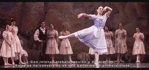 Katia Garza Netflix Documentary - Mobile Ballet Artistic Director