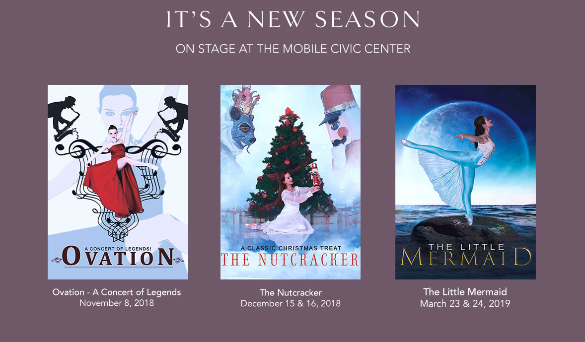 New Season - Mobile Ballet 2018-19