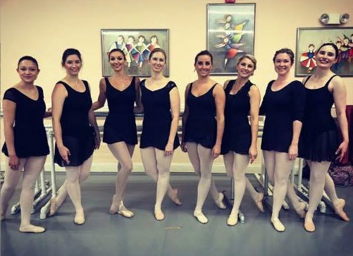 Adult Dance Programs - Mobile Ballet