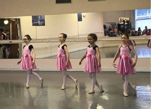 Children's Programs - Mobile Ballet