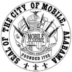 City of Mobile Seal bw